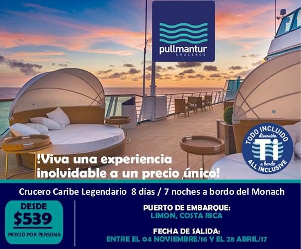 2016-04-16-1 Crucero Caribe Legendario